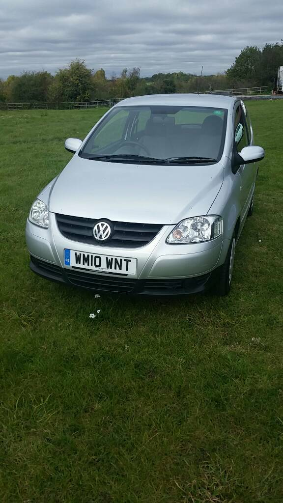 2010 Volkswagen Polo Fox ONLY 32500 MILES mot Aug 2018 1.2cc cheap car low mileage