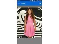 Size 18 Pink Dress
