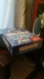SUDOKO DVD GAME brand new