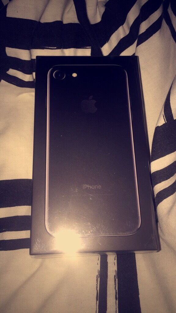 CHEAPEST IPhone 7 256GB Sealed Unlocked659.99in Sandwell, West MidlandsGumtree - Here I Have IPhone 7 256 GB Jet Black Unlocked brand new sealed Comes With One Year Warranty And Receipt Grab A Bargain With Full Peace Of Mind. £659.99 ONO Dont Hesitate To Get In Touch No Silly Offers Please Or Time Wasters. Cheapest On Gumtree!...