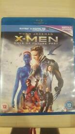 Blu-ray x men days of Future Past