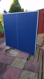 Table Tannis Board second hand and very good condition,couple of time used only