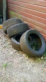 General all terrain tyres