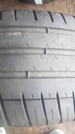215/45/18 x1 michelin tyre