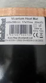 Vivarium heat mat