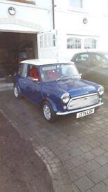 Classic Mini - Rover Mini Neon 1991