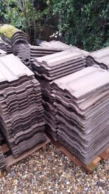 900 roof tiles