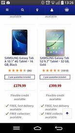 Samsung galaxy Tab A6 10.1 inch 4G LTE tablet unlocked