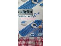 Babyliss Bubble Jet Spa £30