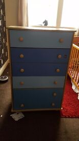 Chest of drawers need gone asap pine