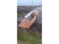 Flying15 'Classic' sailing dinghy
