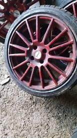 4x4std alloys wheels SOLD