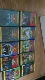 Ninja turtle dvds