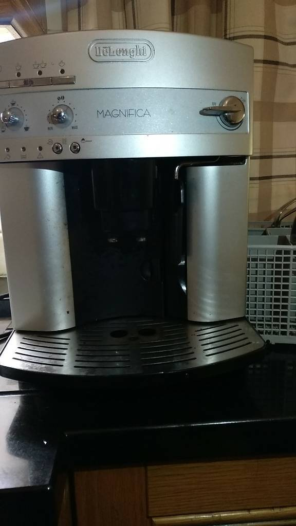 Delonghi Magnifica bean to cup coffee machine... Misbehaving | in ...