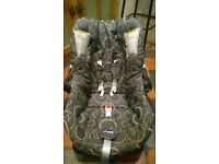 Mothercare 'Chicco' Carry Cot and Car Seat 0-13kg