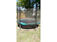 10 ft trampoline going cheap, I need it gone, only £15