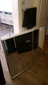3 wall mirrors for sale