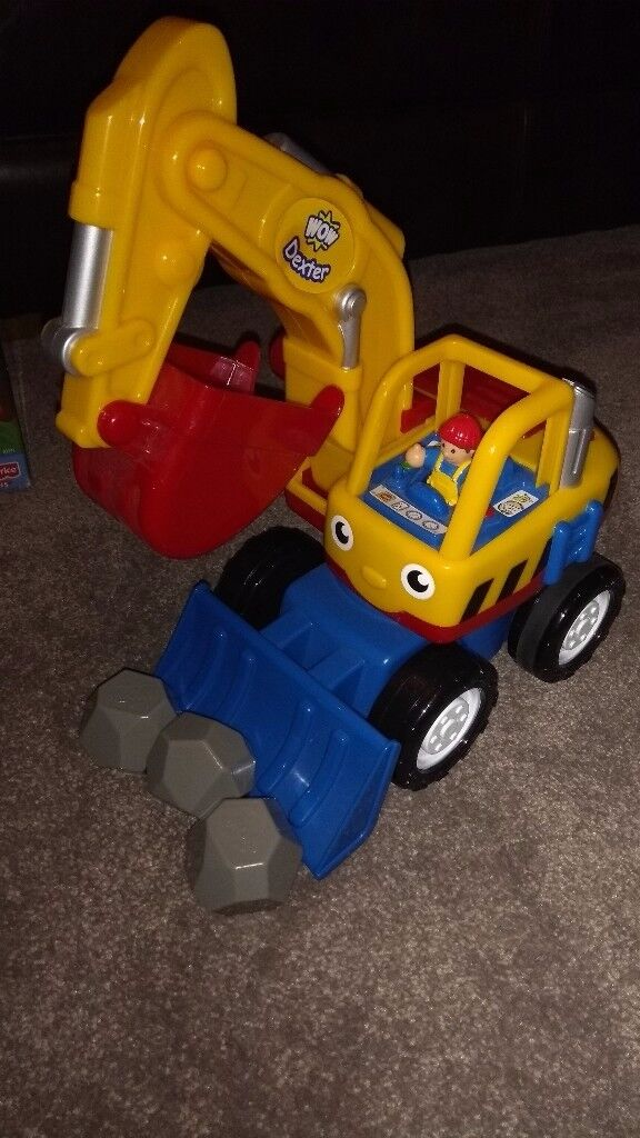 PRICE REDUCED WOW digger