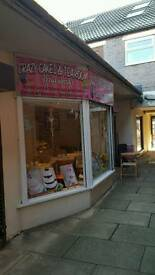 Tea room/ bakery