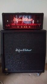 Hughes and Kettner Warp X Head and Cab - £500