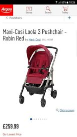 Maxi Cosi Loola 3 (Red)