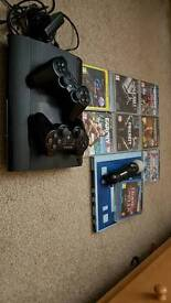 PS3 500GB used