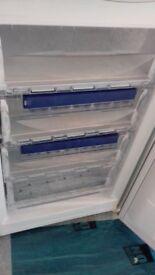 Hot Point free standing fridge freezer