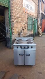 FALCON 4 RING ELECTRIC COOKER 10.7 KW 3PHASE ELECTRIC COOKER 4 RING FALCON SPECIAL OFFER