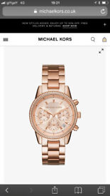 NEW BRANDED MICHAEL KORS WATCH