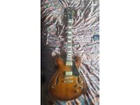 Ibanez as93, violin sunburst, great condition, 2nd hand but has been looked after well.
