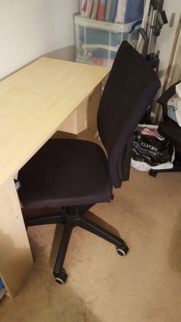 Sensational Comfy And Supportive Ikea Desk Chair In Camden London Gumtree Evergreenethics Interior Chair Design Evergreenethicsorg
