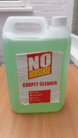 *** No nonsense carpet cleaner ***