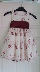 Childs bridesmaid dress
