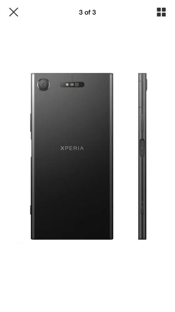 Sony experia xz1 compact