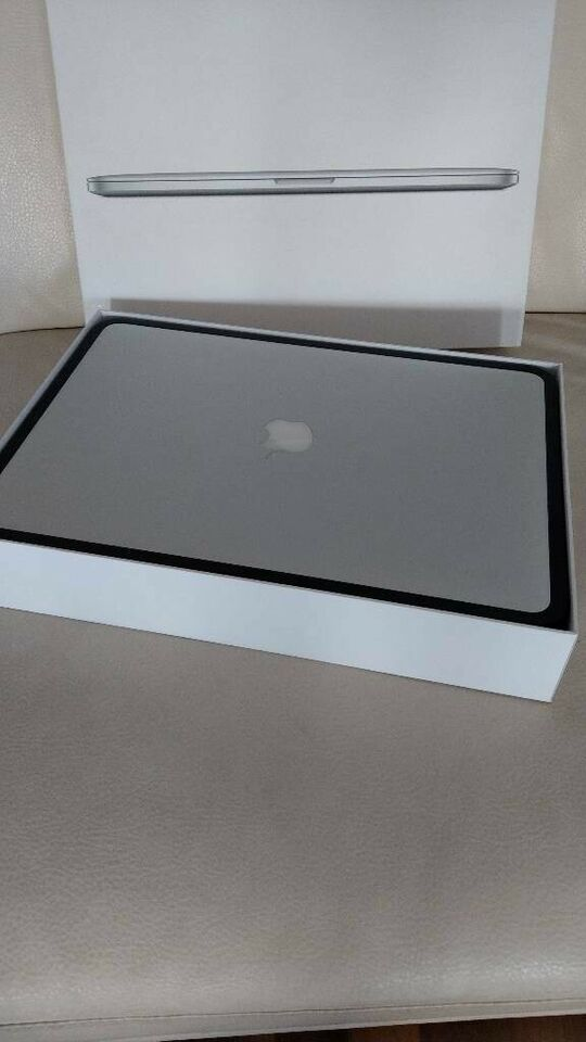 "MacBook Pro Retina 15"" Model A1398 [mit Nvidia Geforce GT650M] in Bad Homburg"