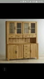 Oak Furniture Land - Galway Dresser