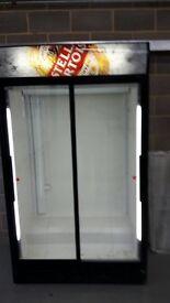 Large fridge bar chiller