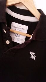 Polo ABERCROMBIE only 5£ size S-M