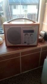 Pure evoke_1xt dab radio