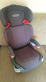 Graco Car booster seat, good condition