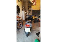 pulse scooter 50cc only 900 miles from new!