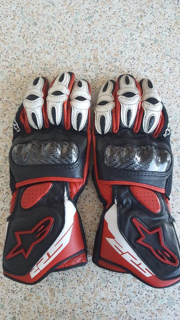 Alpinestars Stella SP-2 ladies gloves (size large)