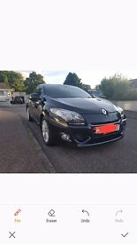 Renault Megane Coupe 1.5Ltr Dci