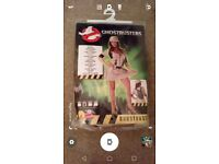 size 8-10 ghostbusters new