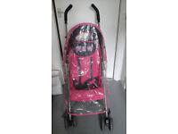 Bruin stroller buggy pram pushchair