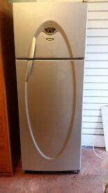 Large Beko fridge freezer