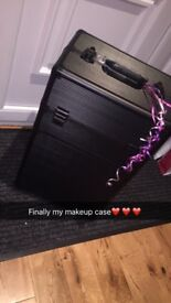 Makeup or hairdressing trolley case