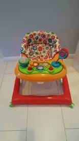 Red kite baby walker. Hardly used