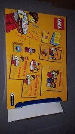 Lego birthday party kit