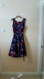 Prom dress and matching bolero